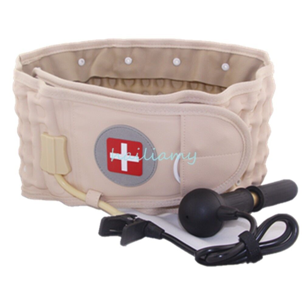 spinal air traction belt reviews