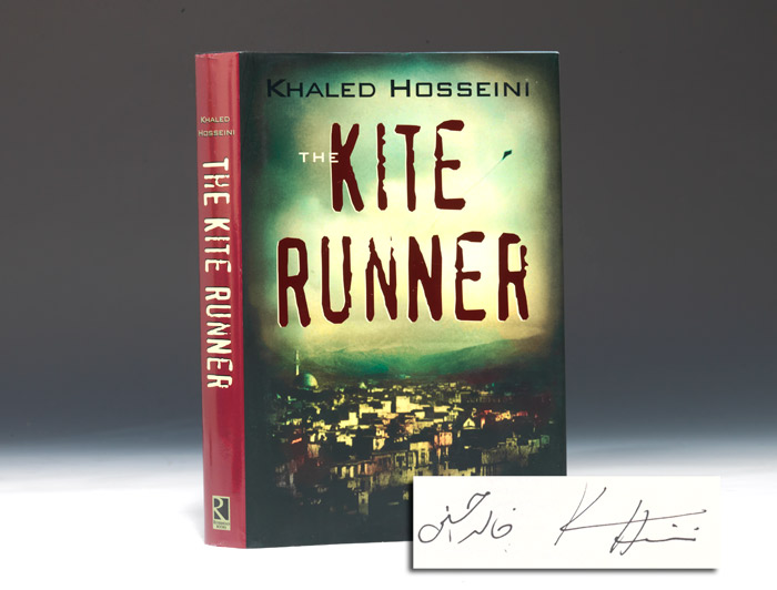 the kite runner book review new york times