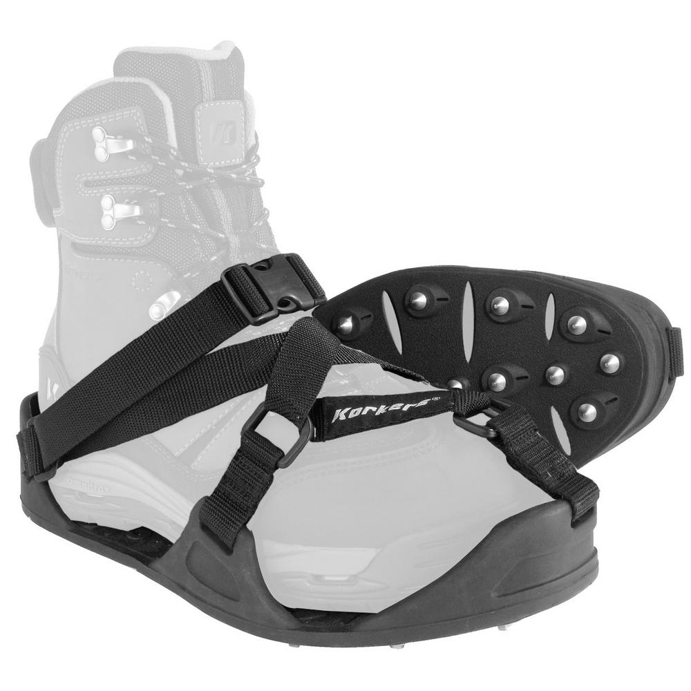 korkers apex ice cleats review