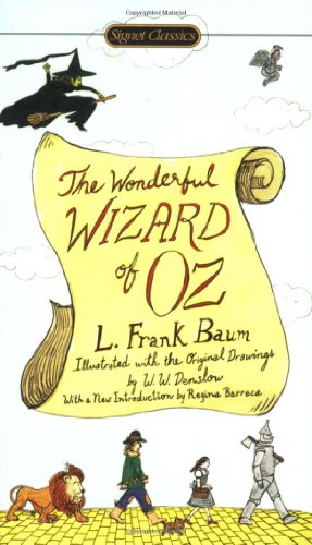the wonderful wizard of oz book review