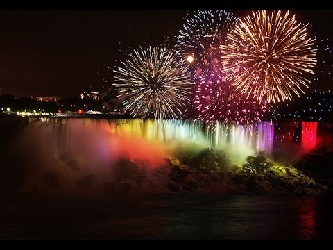 niagara falls fireworks cruise review