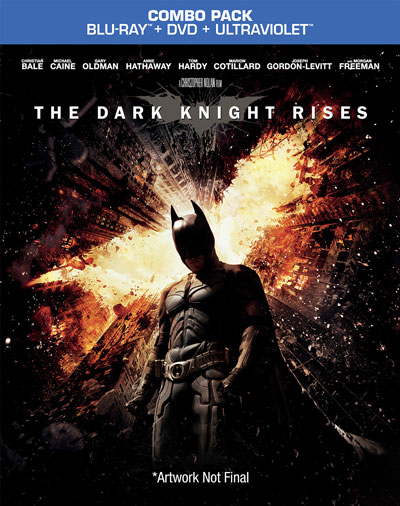 the dark knight rises blu ray review