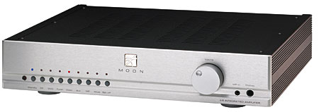 moon 250i integrated amplifier review