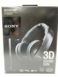 sony mdr ds6500 wireless headphones review