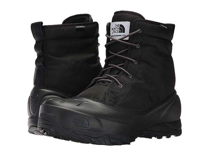 north face tsumoru boot review