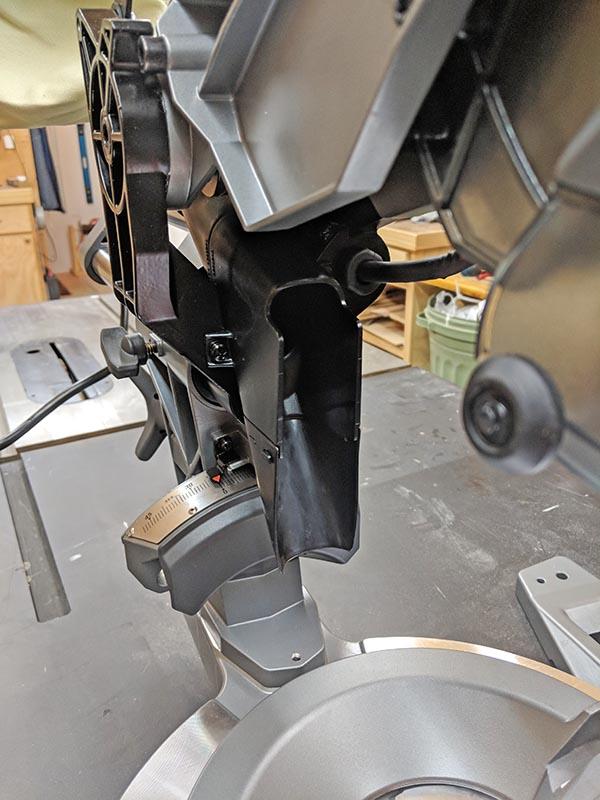 ridgid 10 sliding miter saw review