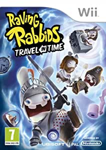 raving rabbids travel in time wii review