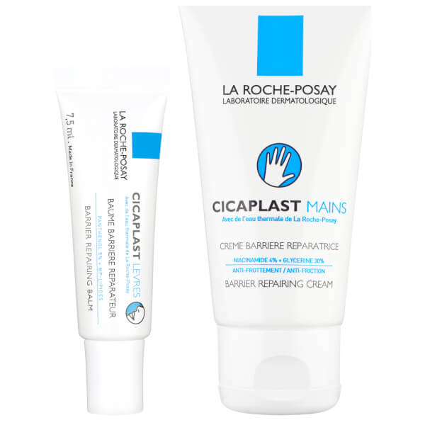 la roche posay cicaplast lips review