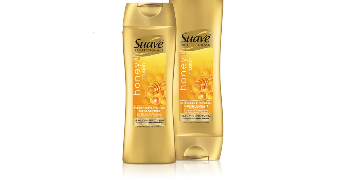 suave professionals honey infusion reviews