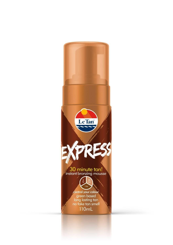 j bronze spray tan review