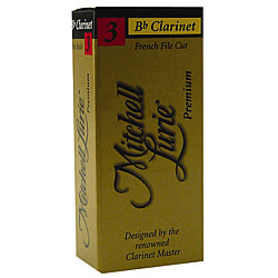 mitchell lurie clarinet reeds review