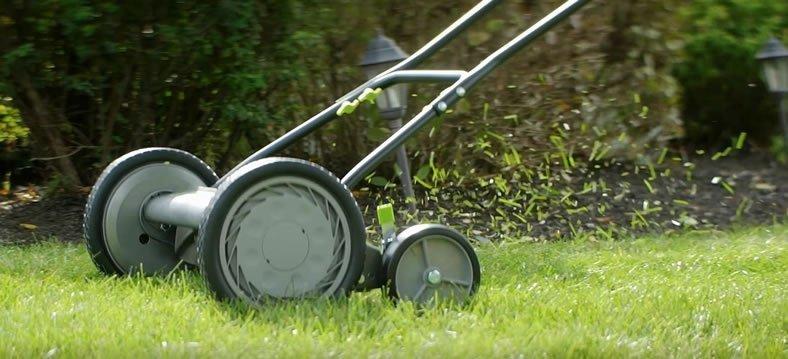push lawn mower reviews ratings