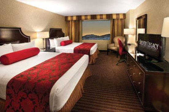 silver legacy hotel reno reviews