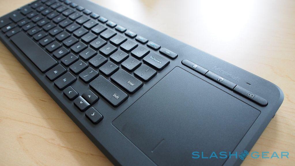 microsoft all in one wireless media keyboard review