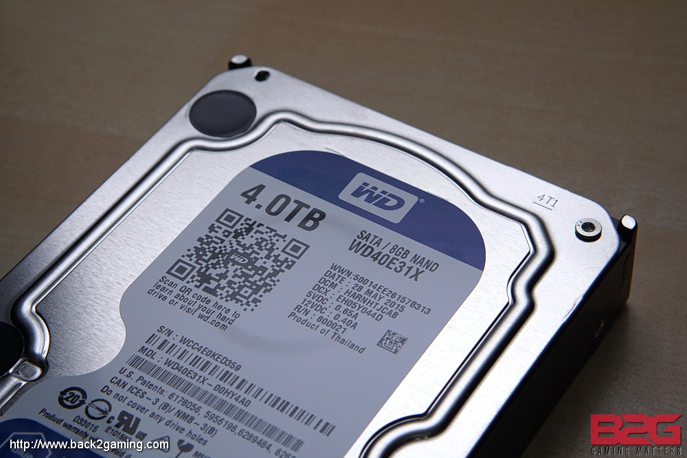 wd blue hard drive review
