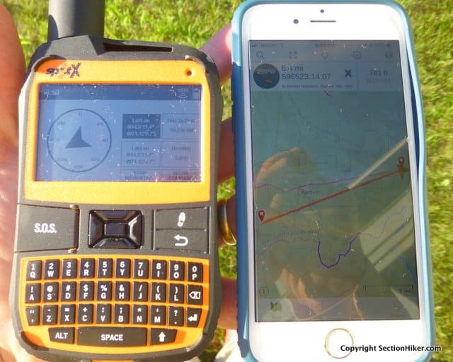 spot satellite gps messenger review