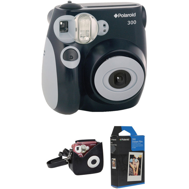 polaroid pic 300 instant film camera review