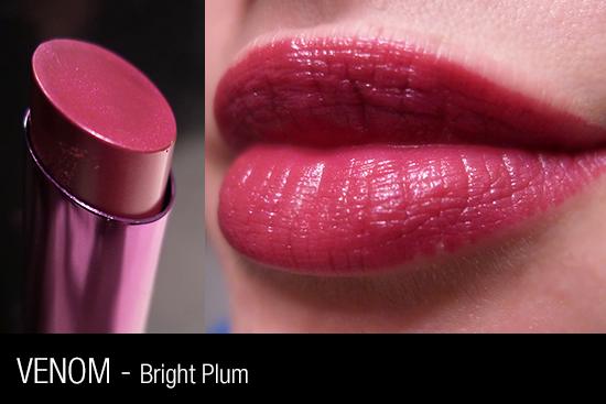 urban decay venom lipstick review