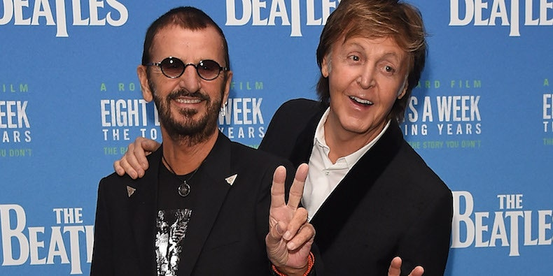ringo starr give more love review