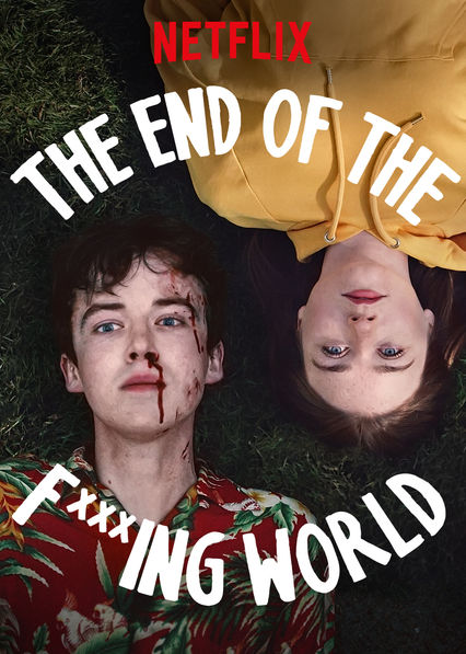 the end of the f ing world review
