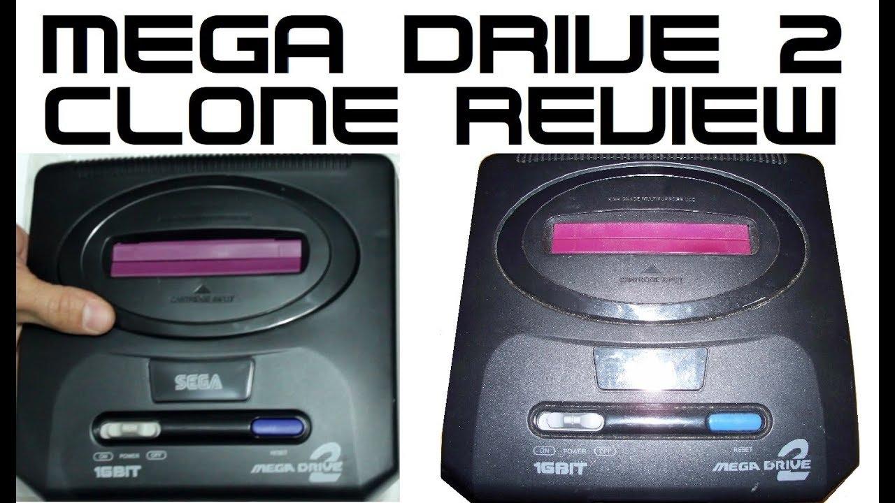 sega mega drive 2 review