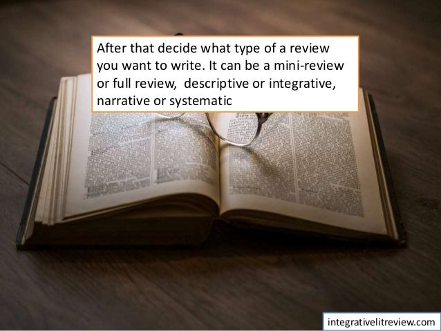 ten simple rules for writing a literature review