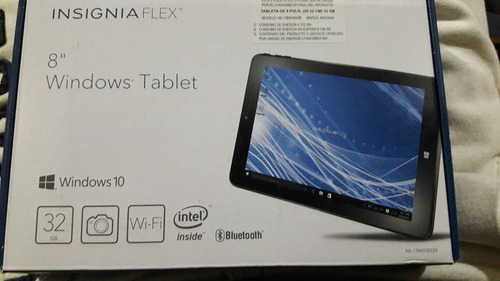 insignia 8 32gb window 10 tablet review