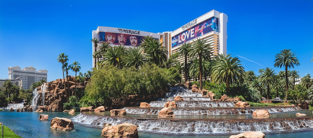 mirage hotel and casino las vegas reviews