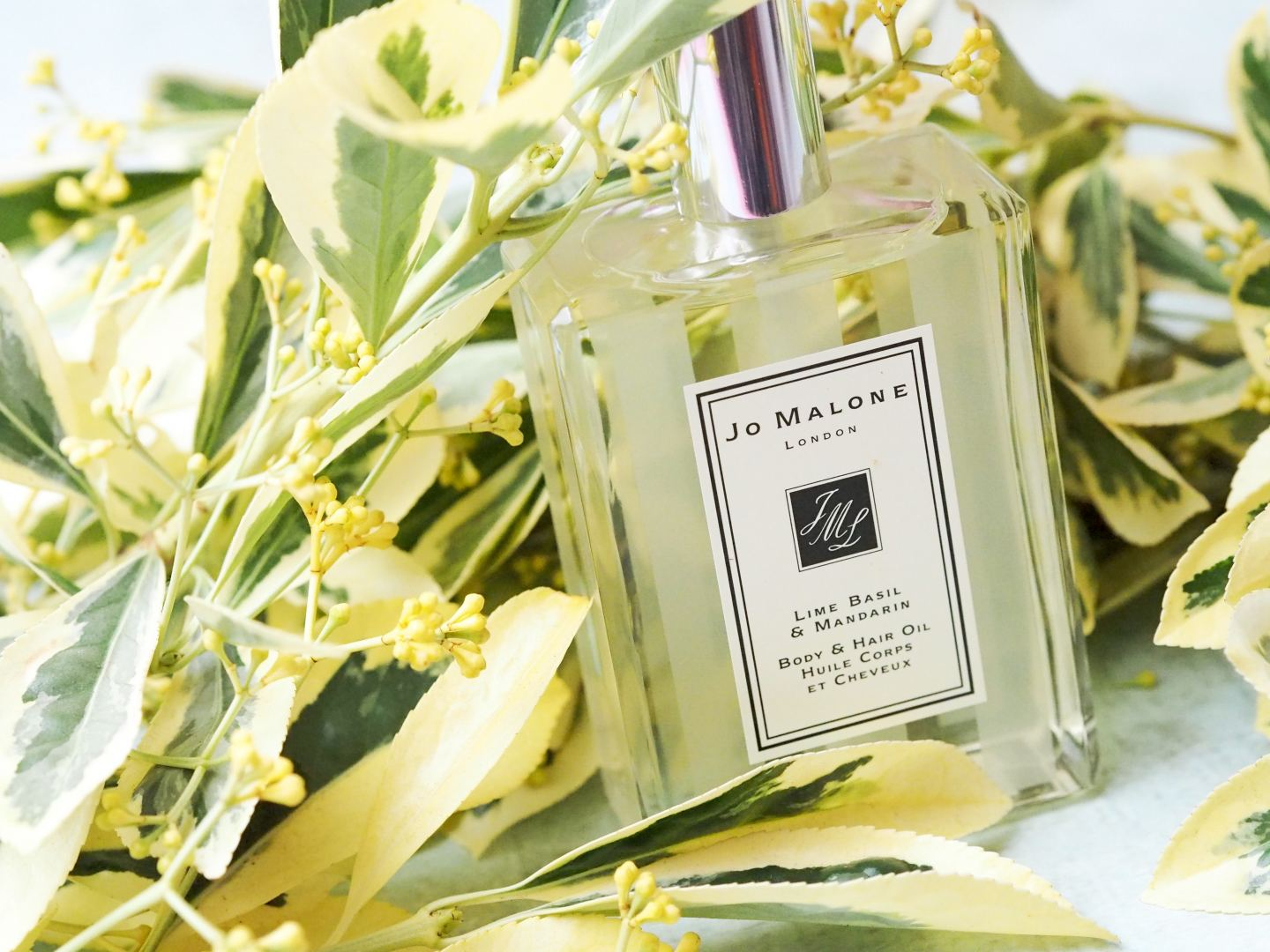 jo malone body oil review