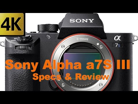 sony alpha a7s ii review