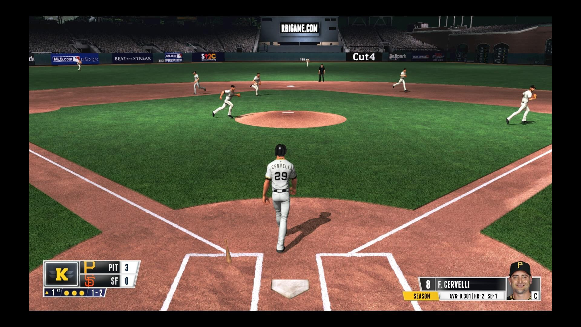 rbi baseball xbox one review