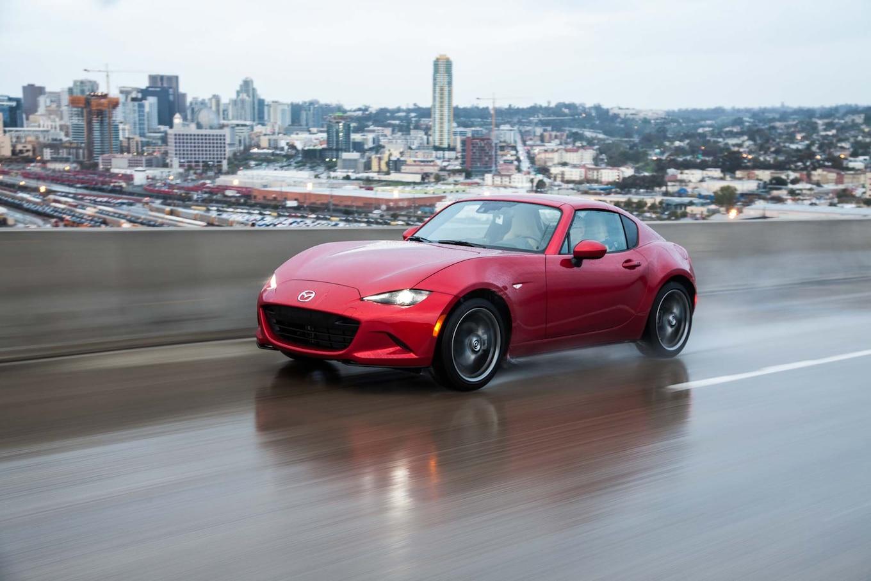 mazda miata automatic transmission review