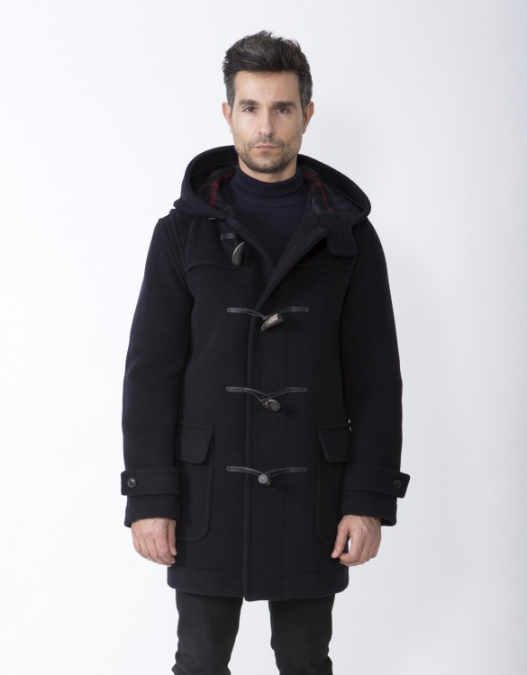 london tradition duffle coat review