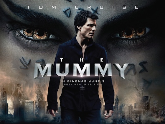 review of the mummy 2017