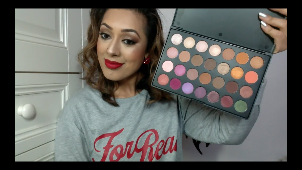 morphe brushes review jaclyn hill