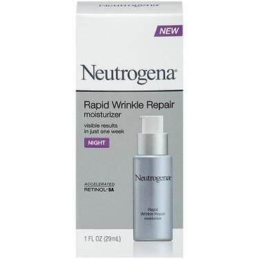 neutrogena wrinkle repair cream reviews