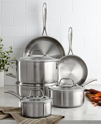 zwilling ja henckels vistaclad cookware reviews