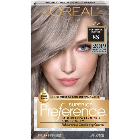 loreal blonde hair dye reviews
