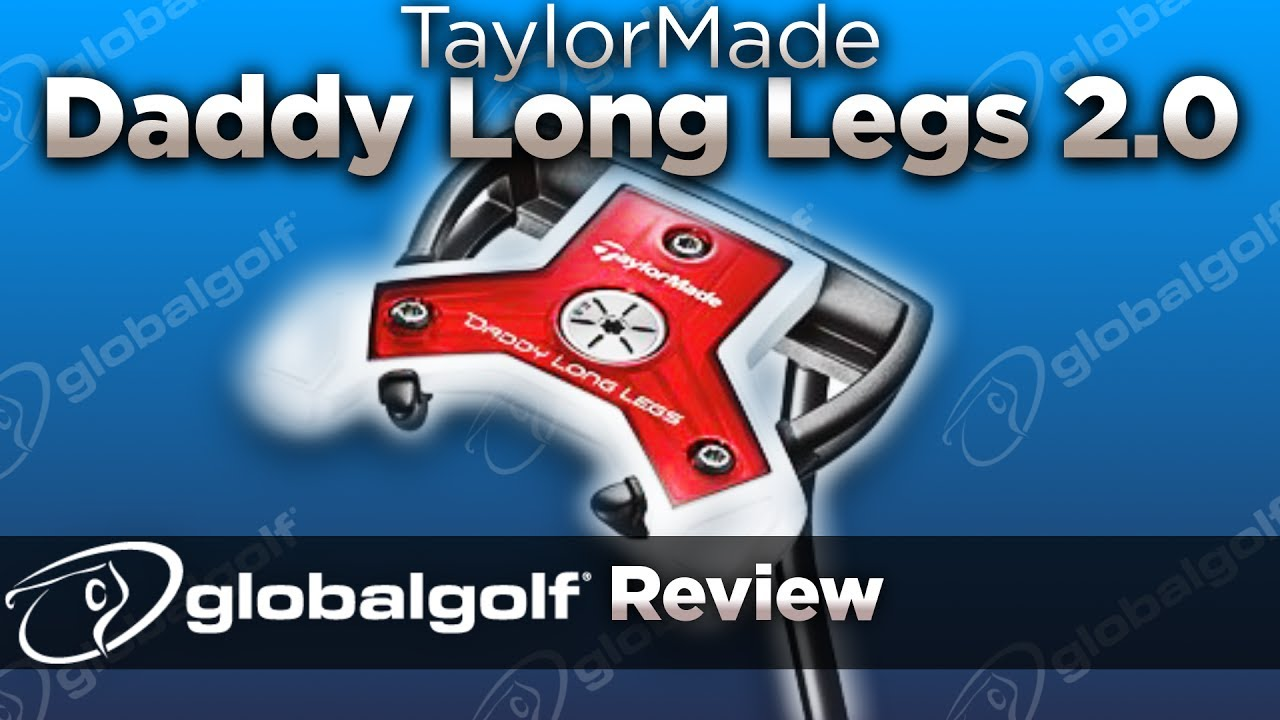taylormade daddy long legs plus review
