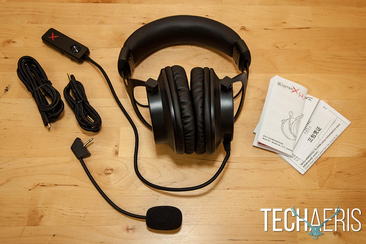 sound blaster x h5 review