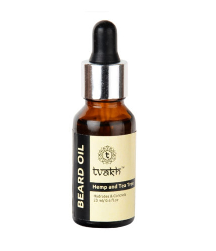 tea tree beard oil review