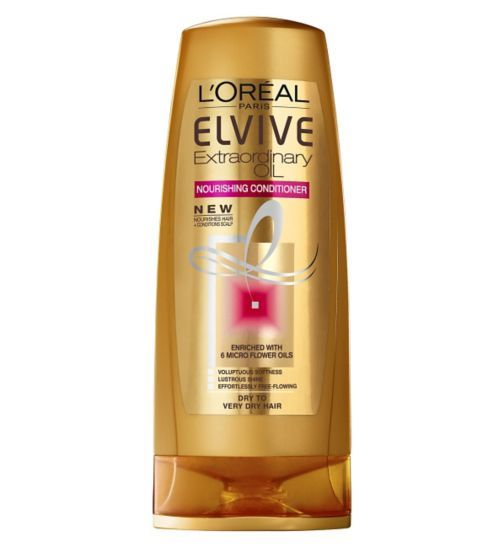 loreal conditioner for dry hair review