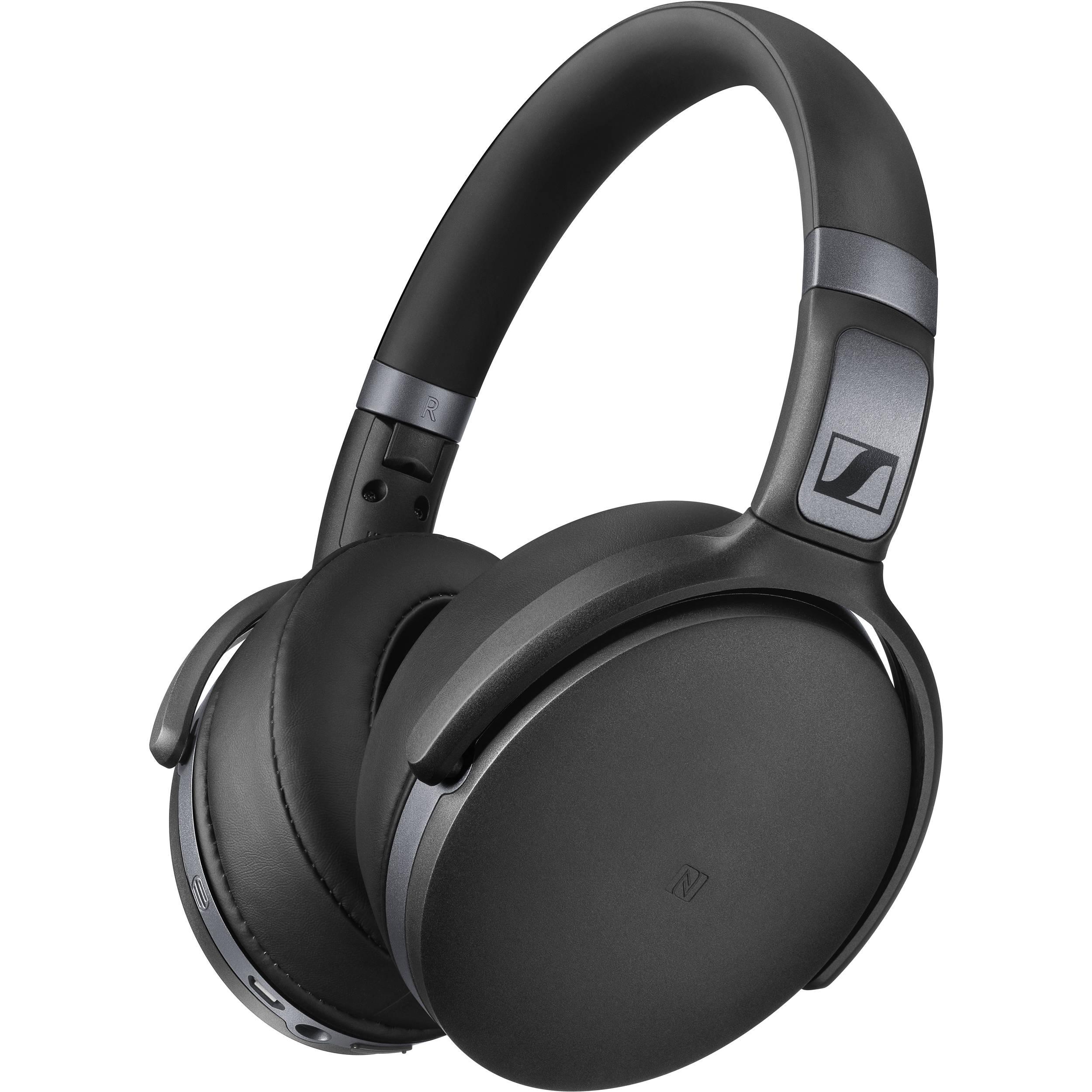 sennheiser hd 4.40 bt bluetooth headphones review