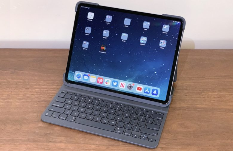 logitech ipad pro keyboard review