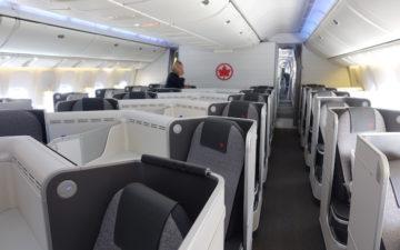 lufthansa 777 business class review