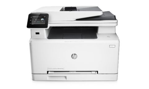 hp color laser printer reviews