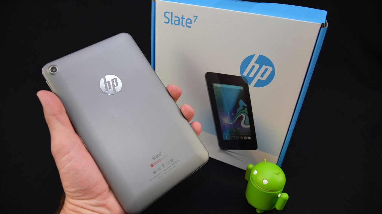 hp slate 8 plus tablet review