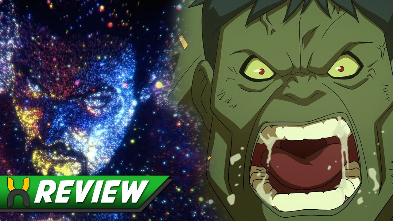 hulk where monsters dwell review