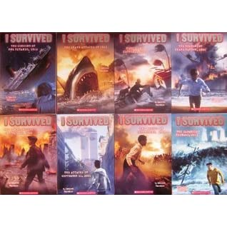 i survived book series review