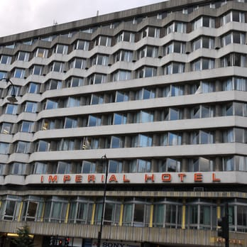 imperial hotel russell square reviews